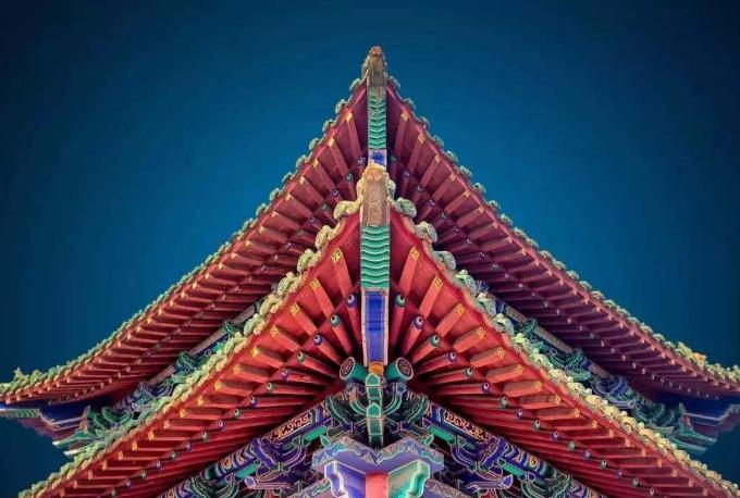 中国古建筑文化