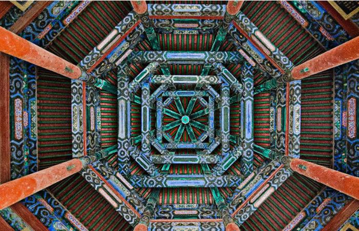 中國古建筑文化:古建為何講究對稱格局?