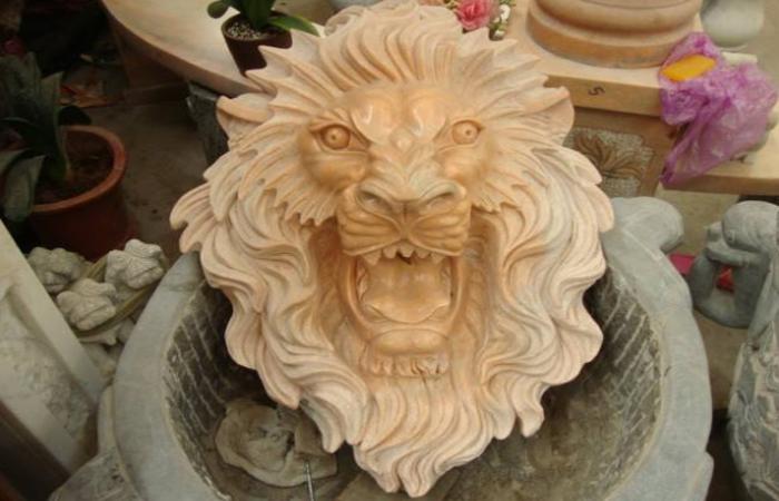 汉白玉大理石雕刻的代表——曲阳石雕