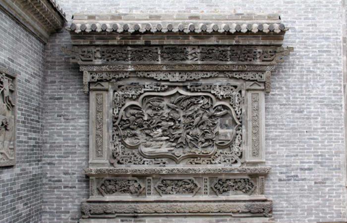 传统的建筑装饰雕刻——临夏砖雕