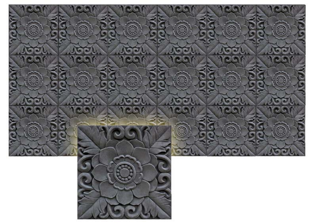 砖雕花板系列、仿古砖雕、古建砖雕-- 成都府源古建装饰材料有限公司