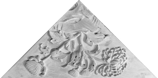 砖雕角花、中式角花砖雕、蝙蝠角花、龙纹角花-- 成都府源古建装饰材料有限公司