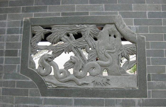 中国古建筑的石雕动物都有哪些寓意?