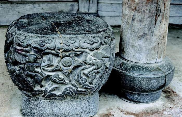 中国古建筑构件知识——柱础