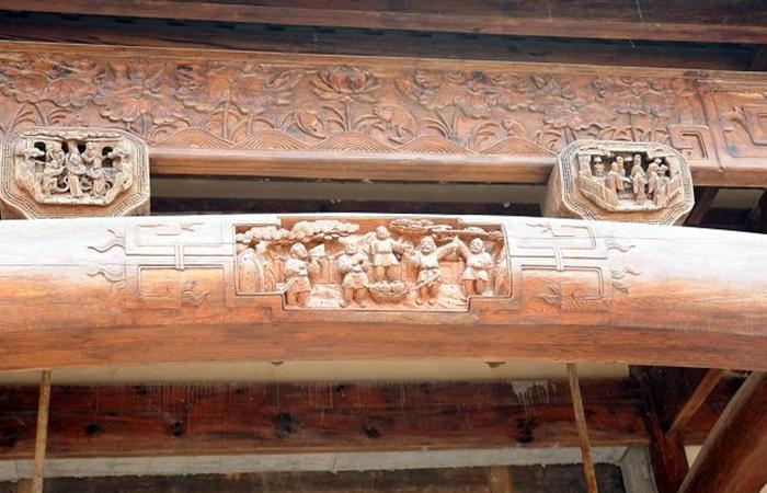 古代建筑中常用木材的分类以及用量计算