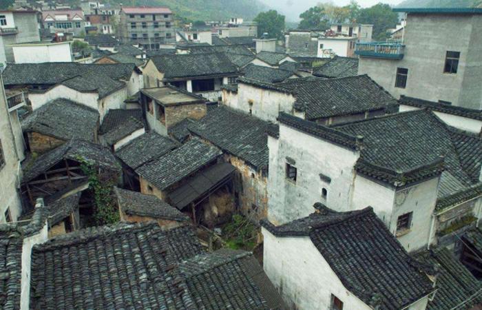 古建筑砖瓦-传统建筑材料不可缺少的部分