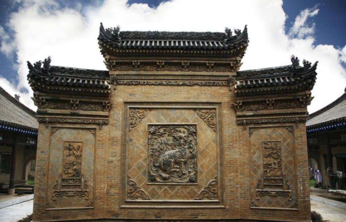 """传统建筑""""影壁""""的知识点详细解剖!"""