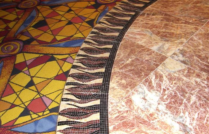 艺术石应用案例图--拉斯维加斯赌城