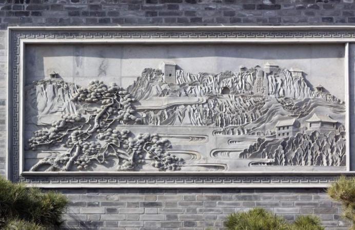古建筑砖雕