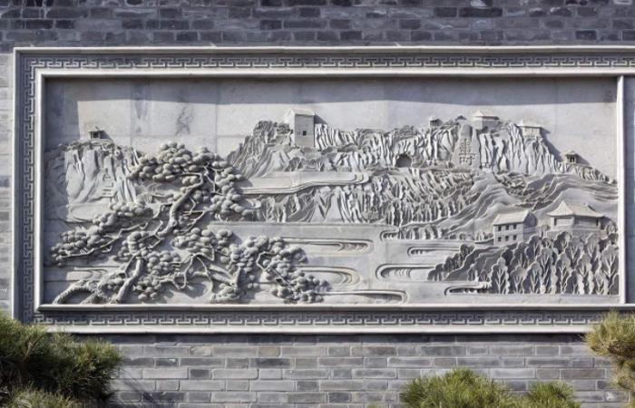 中国传统建筑工艺——古建砖雕
