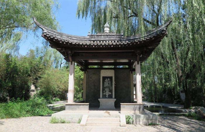 书圣王羲之的园林住所——兰亭