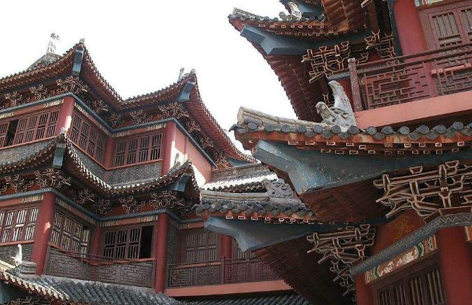 古建筑设计