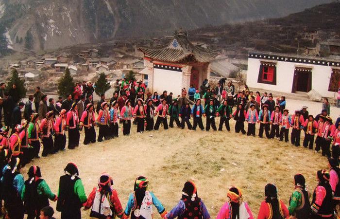 【非遗传承】藏族人民的千年跳唱——多地舞