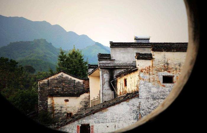 青瓦白墙的徽派建筑——中国古代建筑之美