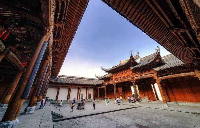 中国民居古建筑中的宗祠文化