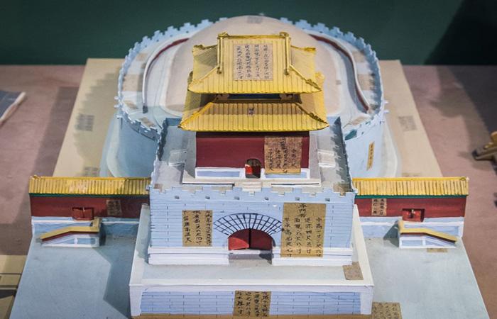 《国家宝藏》一家样式雷建筑烫样,诉说半部建筑史