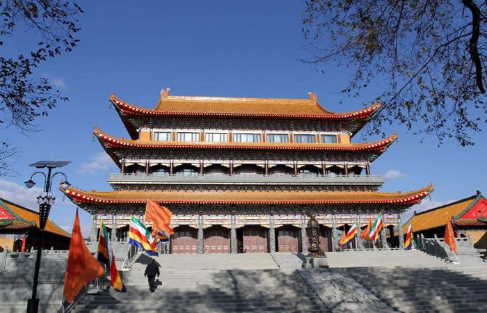 不同时代的寺庙建筑,有哪些变化?