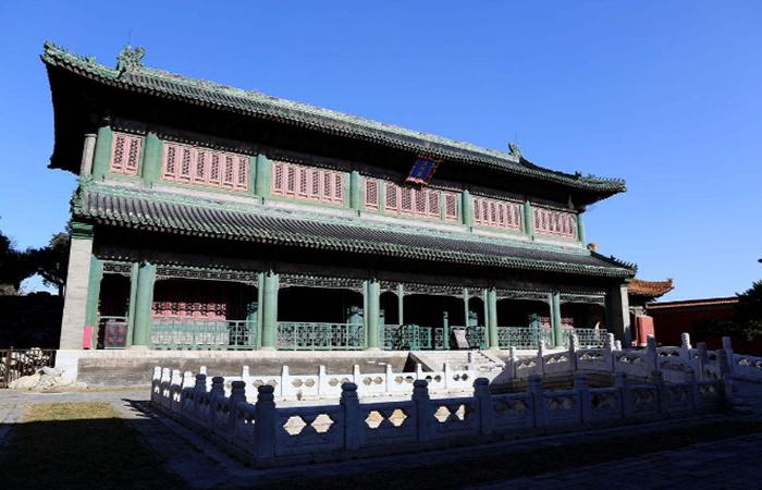 紫禁城里的建筑,文淵閣使用黑色琉璃瓦有何寓意?