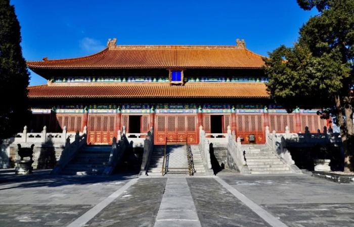 九壇八廟——中國壇廟建筑文化的典范