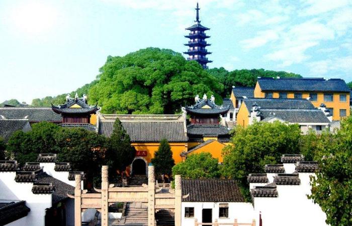 寺院建筑里到底有哪些殿和堂?