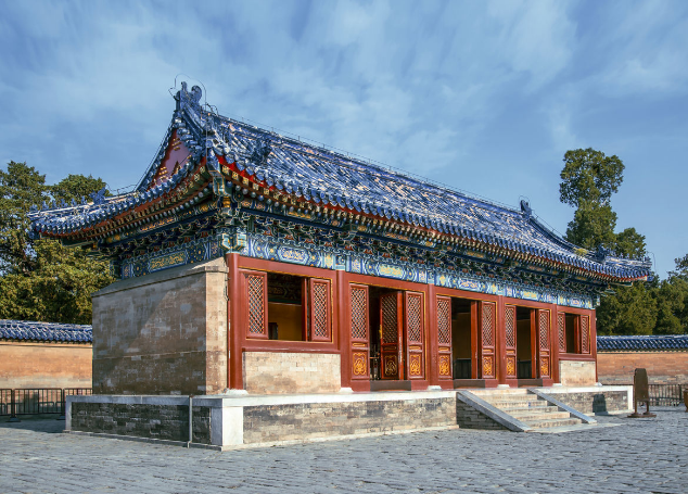 传统古建筑