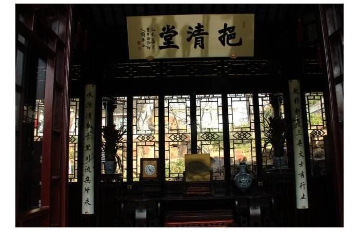 """姑苏园林花窗:每一扇都是""""艺术品"""""""