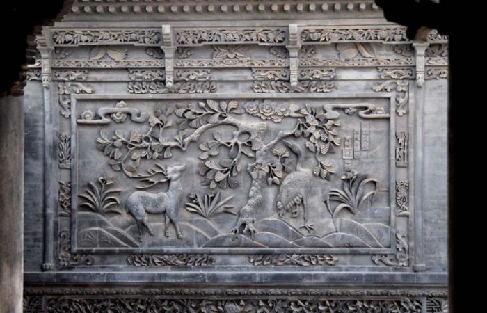 河津砖雕历史特点以及它的装饰艺术