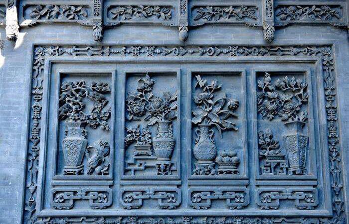 山西、广东、临夏、徽州的砖雕工艺详情解析