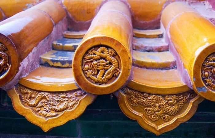 瓦当滴水——中国古代建筑屋檐上的艺术之美