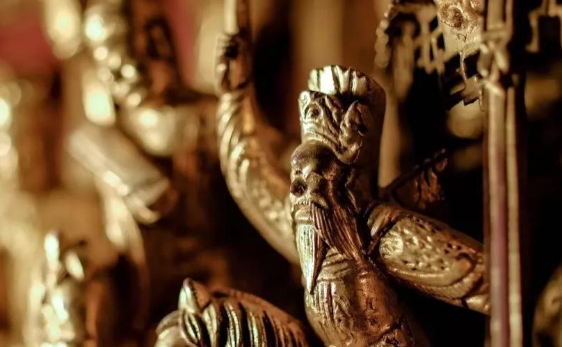 国家宝藏之《金漆木雕大神龛》