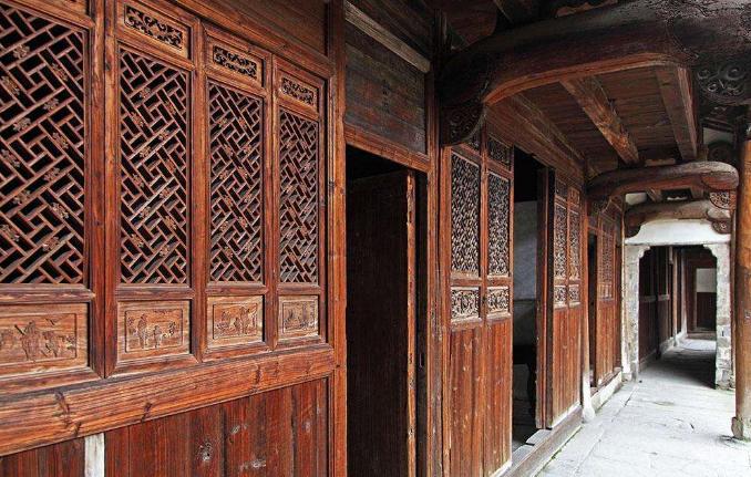 明清古建筑