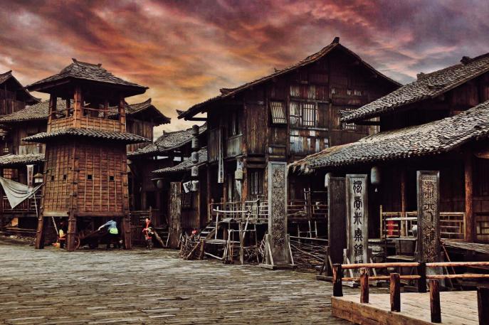 汉族传统民居