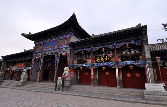 中国古建筑保护:历史文化名城应有进有退