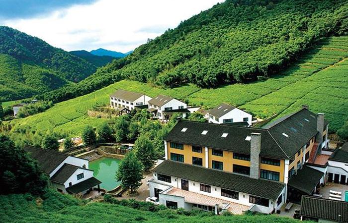 德清莫干山小镇——国内最成功的乡村旅游综合体