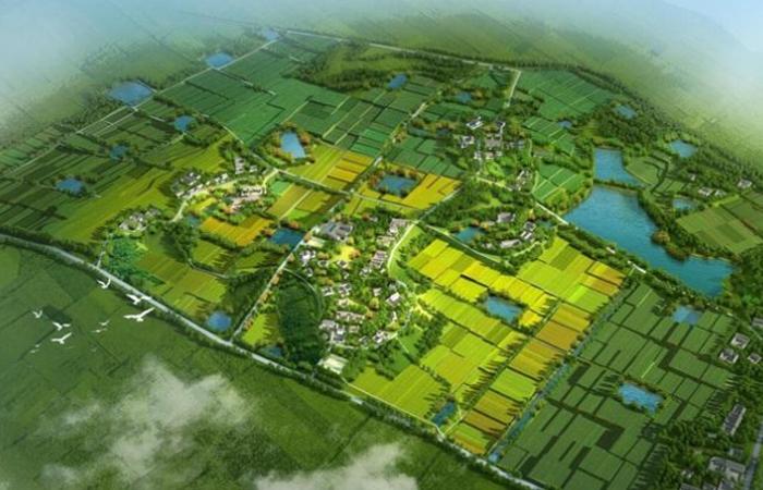 """特色田园综合体——要成功从拿""""地""""开始?"""