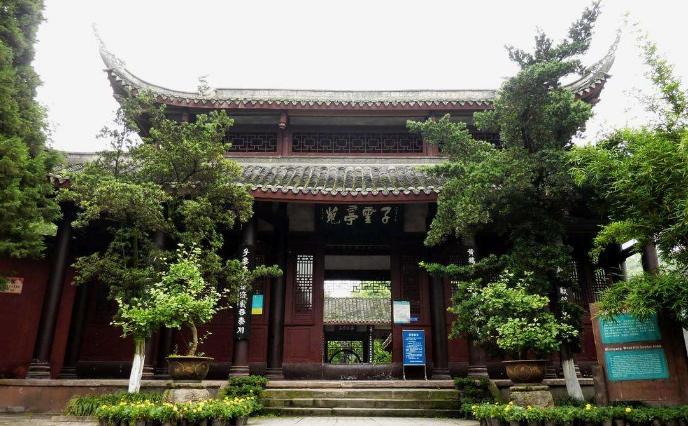 古建筑门文化