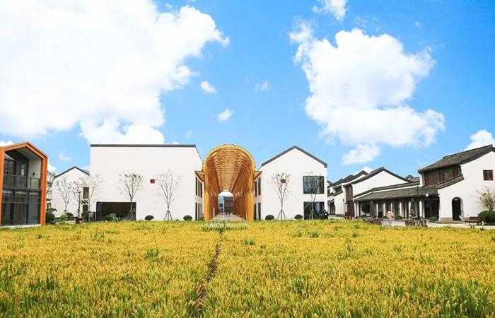 真正的田园综合体,一种中国模式的现代农业!