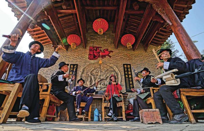 乡村旅游的本质是乡村体验,追寻古朴民风民俗!