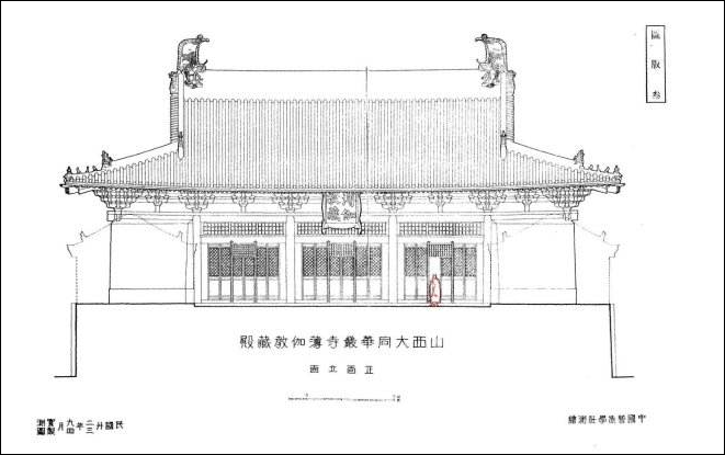 古建筑测绘