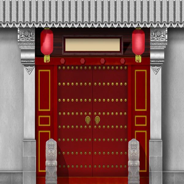 成都四合院砖雕门楼_别墅庭院门楼_农村院墙大门门楼--成都府源古建装饰材料有限公司
