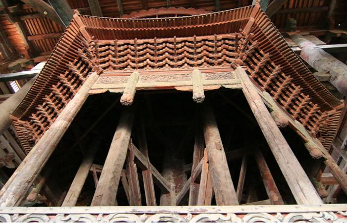 匠心营造——寺庙中的转轮藏