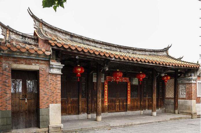 闽南古建筑