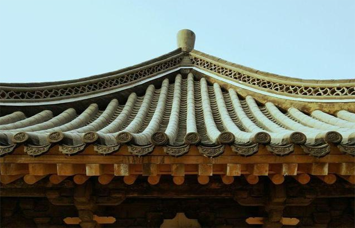 易县清真寺建筑——典型的殿堂式建筑群