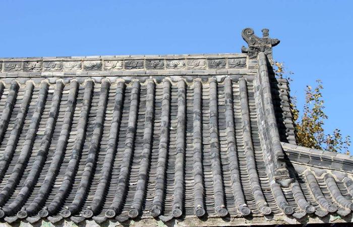 古建筑施工中小青瓦铺设的具体步骤