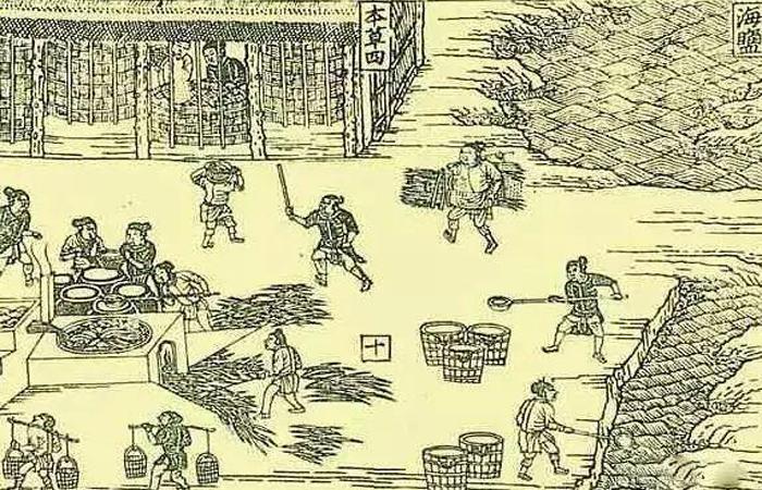 """【历史研究】食盐在古代为何不能够""""私卖""""?"""