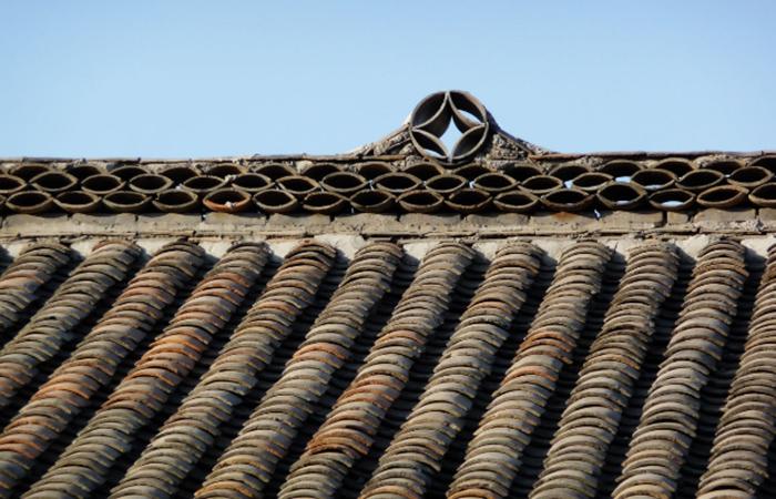 古建青瓦,成就了屋脊上的最美风华!