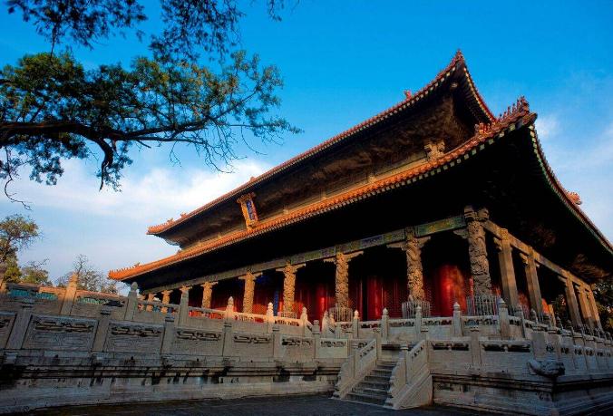中国古建筑思想