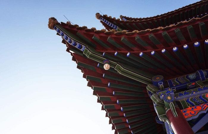 飞檐斗拱诠释中国古建艺术之美
