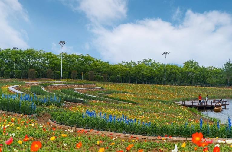 傅伯杰的 黄土区农业景观空间格局分析_农业景观_农业景观案例