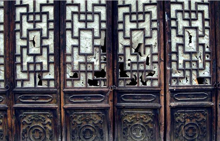 中国建筑文化之木窗的发展史